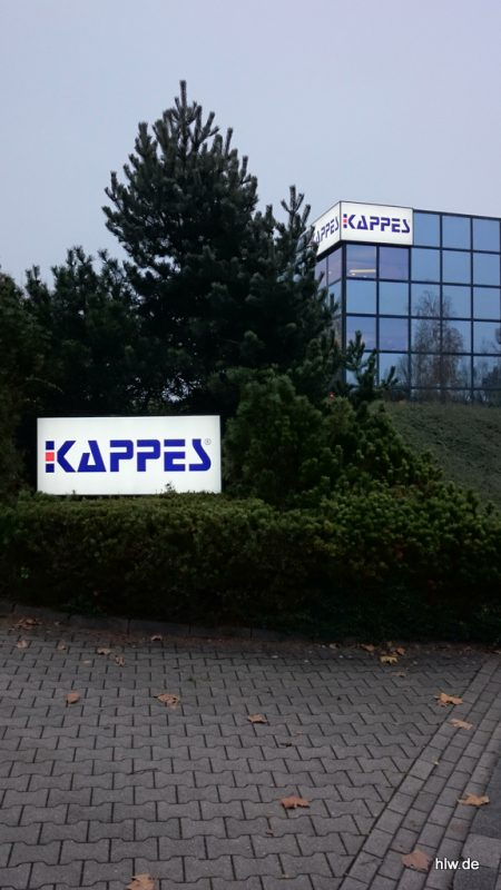 LED-Lichtwerbung - Kappes Bochum