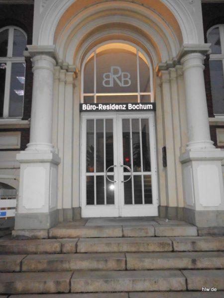 LED-Lichtwerbung und Fensterbeschriftung - BRB Bochum
