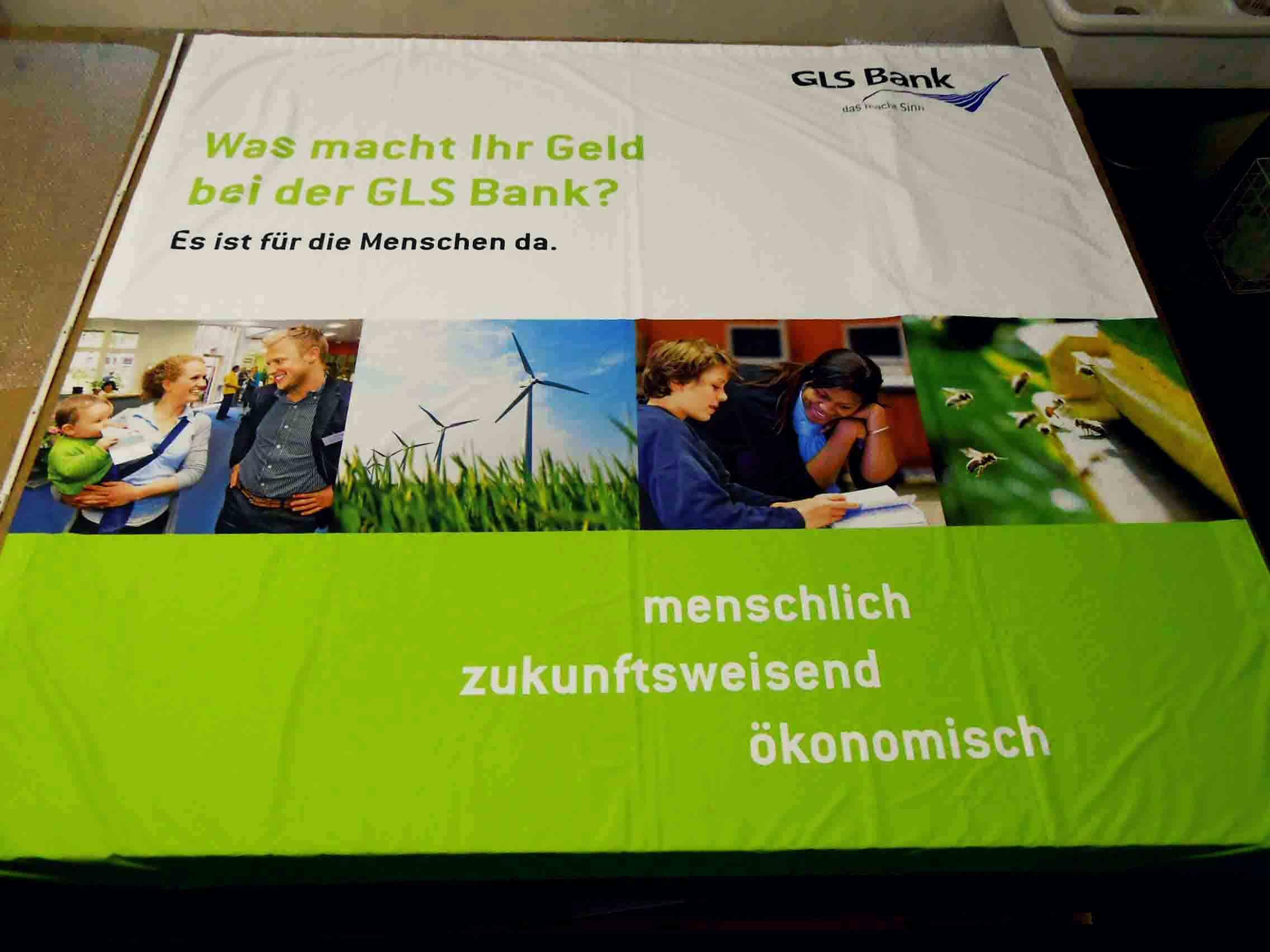 Banner - GLS Bank Bochum