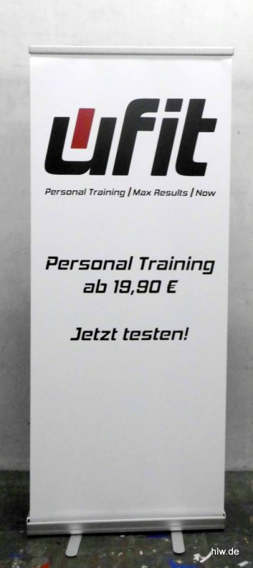 Roll-Up, ufit, personal training