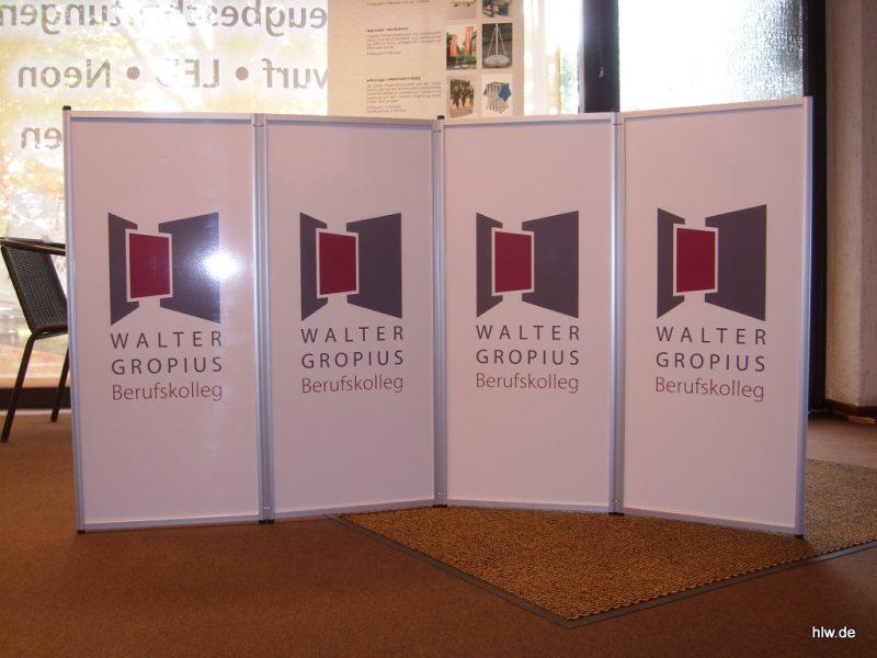 Messe-Theke Walter-Gropius-Berufskolleg in Bochum