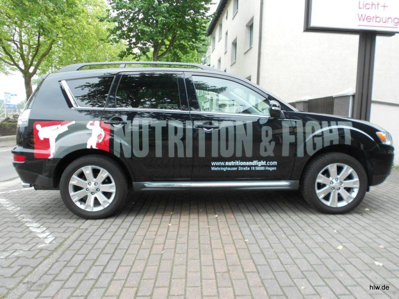 Fahrzeug-Beschriftung, Hagen