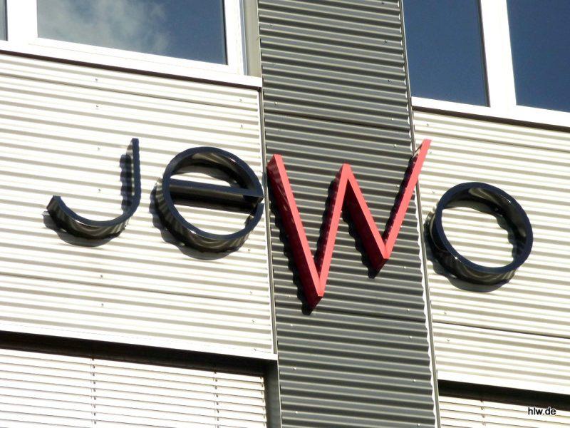 Fassaden-Buchstaben, Bochum