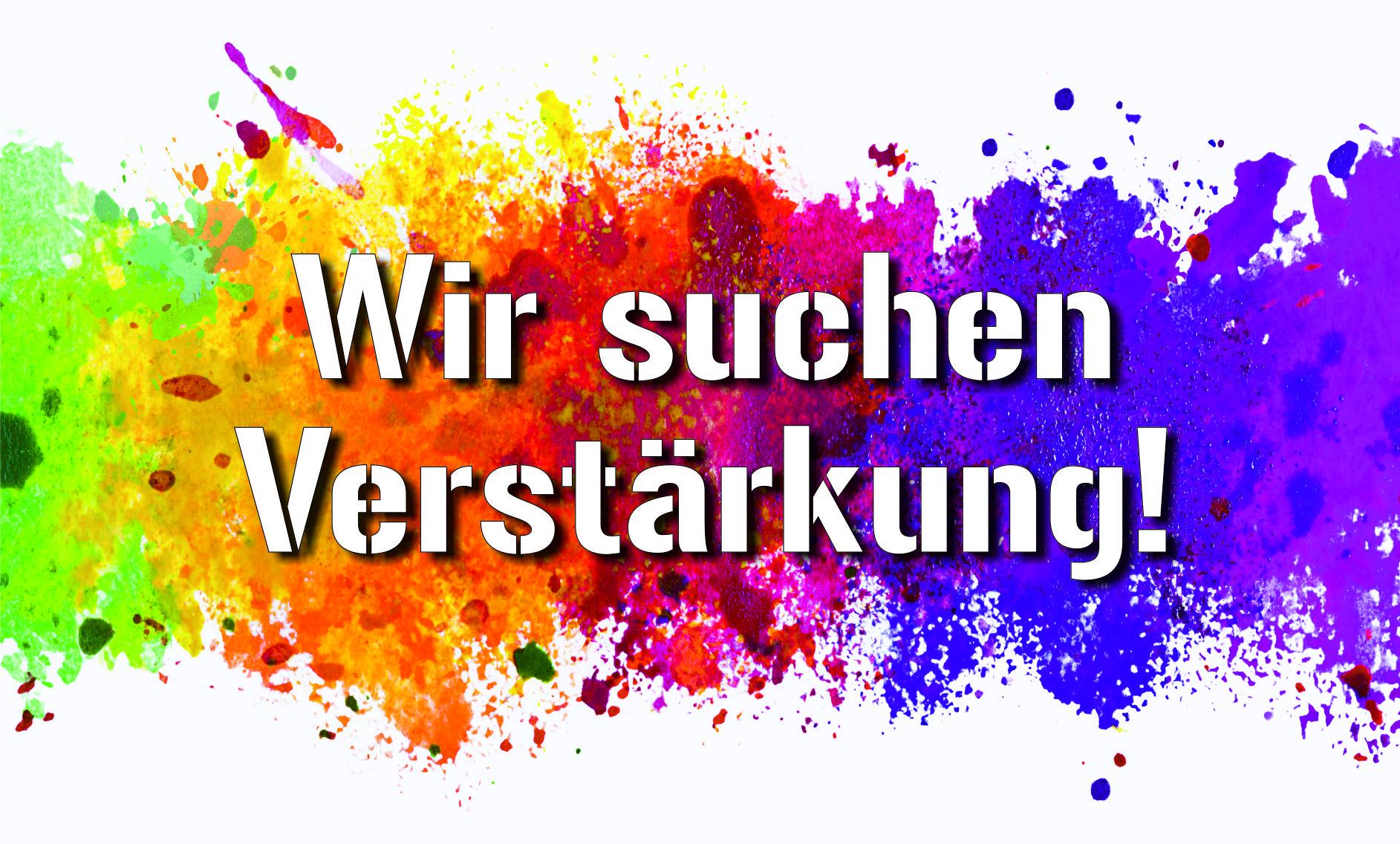 Wir suchen Verstärkung Stellenanzeige, Schilder- und Lichtreklamehersteller, Bochum, Ruhrgebiet,